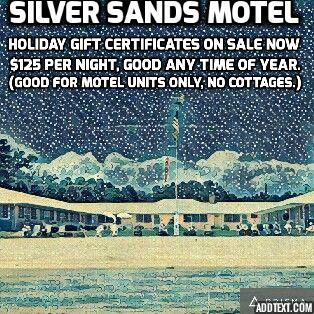 Silver Sands Motel And Beach Cottages Swimming Pool Bathing Greenport New York North Fork Of